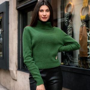 Maglione verde